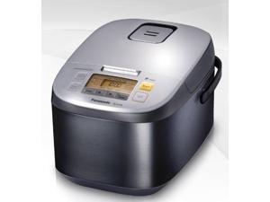 Panasonic Rice Cooker -SR-ZX185 - 10-cup, Microcomputer Controlled  Fuzzy Logic