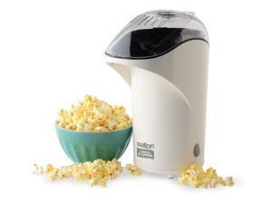 Salton Popcorn Maker |CP1428W| White