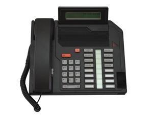 Nortel M5316 Centrex Phone - Black