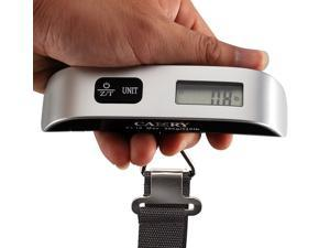 Camry 110lbs Luggage Scale with Temperature Sensor and Tare Function