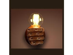 Retro Right Hand Fist Resin Wall Lamp Loft Industrial Wind Decoration Antique Wall Lamp E27 Screw Interface
