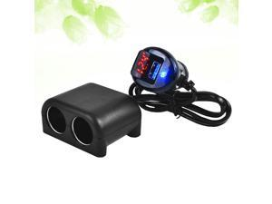 Cigarette Lighter Separator Car Charger On board Charger For One To Two USB Charge Electric Distributor For Automobiles