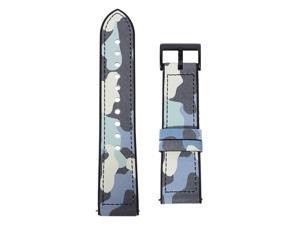 22mm Watch Band Camouflage Watch Fitting Compatible for Galaxy Watch Amazfit GTS