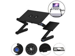 Laptop table Notebook table Laptop Notebook foldable Desk Dual Cooling Fans
