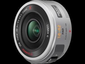LUMIX G X VARIO PZ 14-42mm / F3.5-5.6 ASPH. / POWER O.I.S. Lens