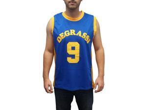 Jimmy Brooks #9 Degrassi Basketball Jersey Drake Costume The Next Generation TV - Mens 2XL