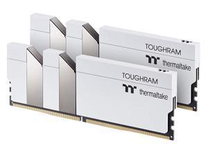 Thermaltake TOUGHRAM DDR4 3200 (PC4 25600) 16GB (2 x 8GB) Desktop Memory - White R020D408GX2-3200C16A