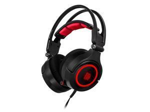 Tt eSPORTS CRONOS Riing RGB 7.1 Premium Virtual Surround Sound Gaming Headset HT-CRA-DIECBK-20