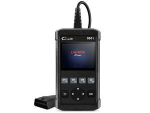 Launch CReader HD OBD2 OBDII Diagnostic Scan Tool CR-HD Truck Reader Code  Scanner With OBD-II Communication Modes 1-10 and J1587, J1708 and J1939