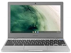 "Samsung Chromebook 4 (2021 Model Without SD Slot) 11.6"" Intel UHD Graphics 600, Intel Celeron Processor N4020, 4GB, 32GB, Wi-Fi - Platinum Titan (XE310XBA-KC1US)"