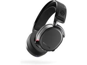 SteelSeries Arctis Pro Wireless High Fidelity Gaming Headset- Black