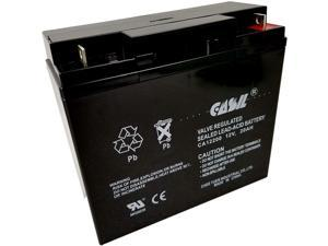 12V 20AH Upgrade Battery Replaces 12v 18ah T1 for Jump n Carry JNC660 JNCAIR JNC 660 JNC