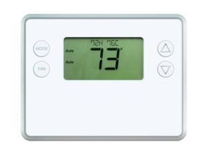 GoControl Battery-Powered Z-Wave Thermostat (GC-TBZ48)