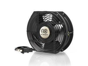 AC Infinity AXIAL 1751, Muffin Axial Cooling Fan, 115V AC 172mm by 150mm by 51mm High Speed