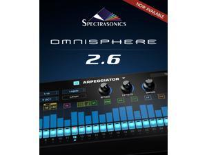 Spectrasonics Omnisphere 2.6 Software Synthesizer - BOXED SOFTWARE