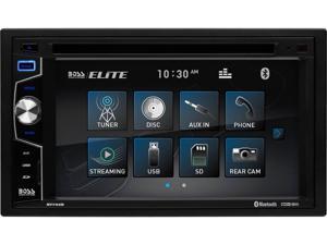 "Boss BV755B 6.2"" Bluetooth Double-Din In-Dash Car CD/DVD Receiver"