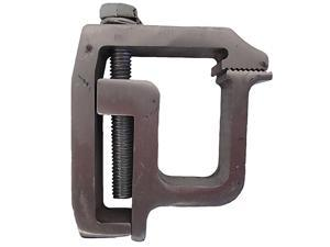 Truck cap topper shell mounting clamps heavy duty 1 pc TL2002