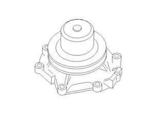 Water Pump For John Deere Yanmar CH12859 - Newegg com