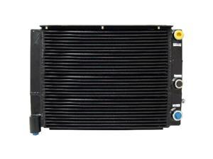 New Replacement Aluminum Truck Radiator for Hyster Yale Forklift
