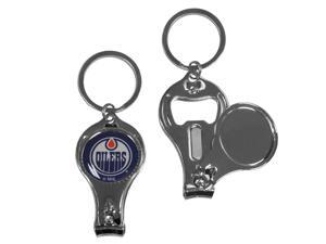 Edmonton Oilers 3 in 1 Keychain