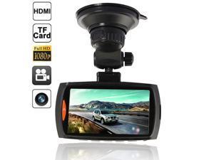 2.7inch Car DVR Camcorder Video Recorder Vehicle Camera DVR HD 1080P  LCD 170 Degree IR Night Vision G-Sensor HDMI Night Vision