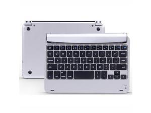 New Ultra-thin Aluminum Wireless Bluetooth Keyboard 3.0 Smart Cover Case Stand For iPad Mini