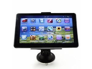 KSRplayer@7` HD Car GPS Navigation 4G/8GB 128M Touch Screen Multimedia Player Free Map Update US/EU/UK/AU