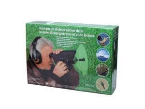 NEW Sound Amplifier 8X Zoom Nature Observing Device with Recording and Playback