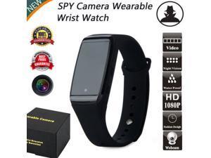 Mini K18 Full 1080P HD 30FPS Spy Hidden Smart Wrist Watch Camera DV Video Recorder