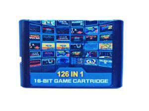 126 in 1 Multi Game Card For SEGA GENESIS Mega Drive Cartridge Consoles Gift
