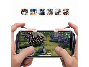Game Gamepad For Mobile Phone Game Controller l1r1 Shooter Trigger Fire Button For IPhone For Knives Out