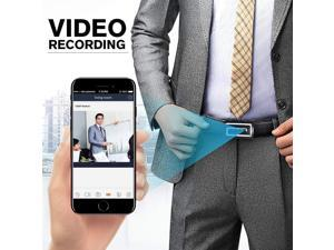 Hidden Camera Wireless Spy Camera WIFI P2P IP Belt with Motion Detection 1080P Video recorde