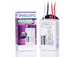 Philips 10 Watt LED Power Supply AC 220 Volt - 240 Volt To DC 12 Volt Transformer AC 220V - 240V To DC 12V ET-E 10 LED