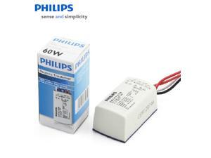 Philips 60 Watt 12V Halogen Bulb Spot Lamp Power Supply AC 220 Volt - 240 Volt To AC 12 Volt Transformer