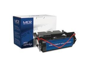 TONER FOR COPY & FAX RIBBONS Compatible With T640m High-Yield Micr Toner, 21,000 Page-Yield, Black
