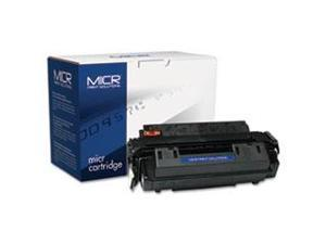 TONER FOR COPY & FAX RIBBONS Compatible With Q2610am Micr Toner, 6,000 Page-Yield, Black