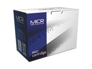 TONER FOR COPY & FAX RIBBONS Compatible With E360m High-Yield Micr Toner, 9,000 Page-Yield, Black