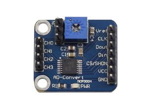 SunFounder AD Converter-MCP3004 Module for Arduino and Raspberry Pi