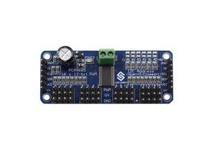 SunFounder PCA9685 16-Channel 12-Bit PWM Servo Driver for Arduino and Raspberry Pi