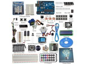 SunFounder Starter Learning Kit for Arduino Beginner, from Knowing to Utilizing