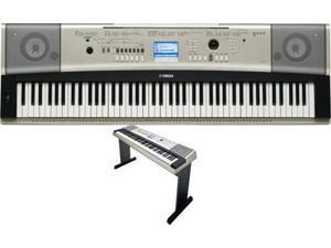 Yamaha YPG-535 88-Weighted Key Portable Grand Portable Keyboard