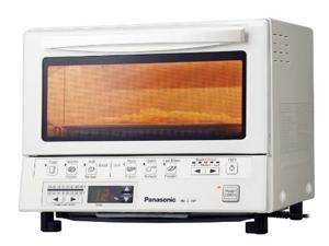 Flash Xpress Toaster Oven Wht