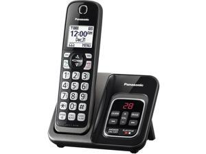 1HS Cordless Telephone- ITAD- Met Black