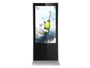 49inch Commercial Display Digital Signage Kiosk with Auto-loop Media Player Built-in