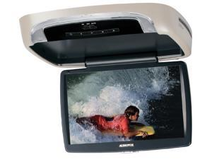 """Audiovox VODDLX10A 10.1"""" Over Head Flipdown LED Backlit LCD Monitor w/ Built-in DVD Player and Interchangeable Skins"""