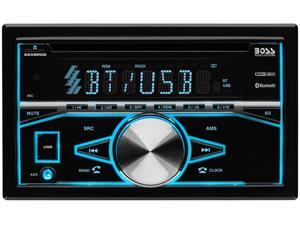 Boss 660BRGB Double-DIN, CD/MP3 Player Bluetooth
