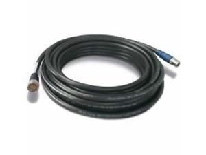 Very Low-loss LMR-400 RF WiFi Antenna Range Extension Cable N Female to N-Male Connector (10 feet / 3m)