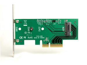 DT 120 (M.2 PCIe to PCIe 3.0 x4 NVMe/AHCI Adapter support M.2 PCIe 2280, 2260, 2242)