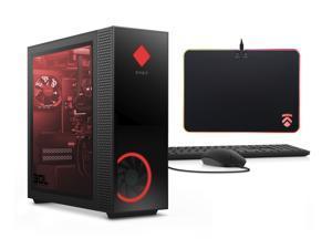 2020 Latest HP OMEN 30L Gaming Desktop PC (RGB Liquid Cooled Intel i9-10900K, NVIDIA RTX 2080 Ti, Z490 Mobo, 750 Watt Platinum PSU, Windows 10 Pro, 1TB WD Black SSD + 2TB HDD, 32GB RGB RAM)