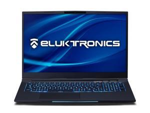 "Eluktronics MECH-17 17.3"" Pro-X Gaming Laptop w/ 144Hz Refresh Rate & Mechanical Keyboard - Intel i5-8300H Quad Core CPU 4GB GDDR5 NVIDIA GeForce 1050 Ti GPU W10 Home 512GB PCIe SSD 16GB RAM"